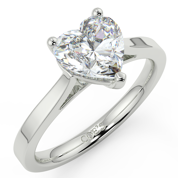 Create your own diamond wedding ring