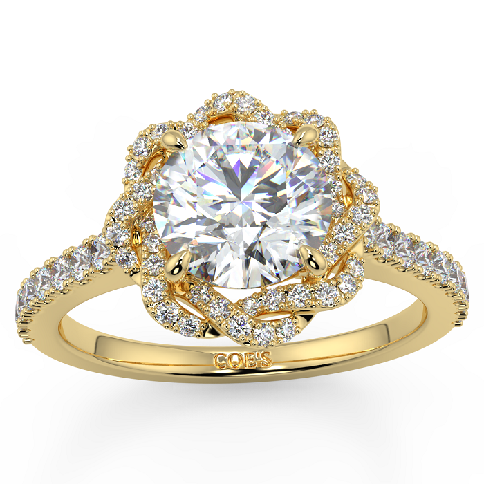 Acacia - Diamond Wedding Rings