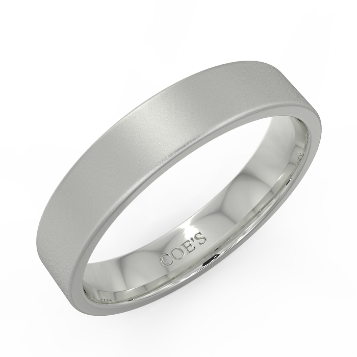 Classic Wedding Bands for Men