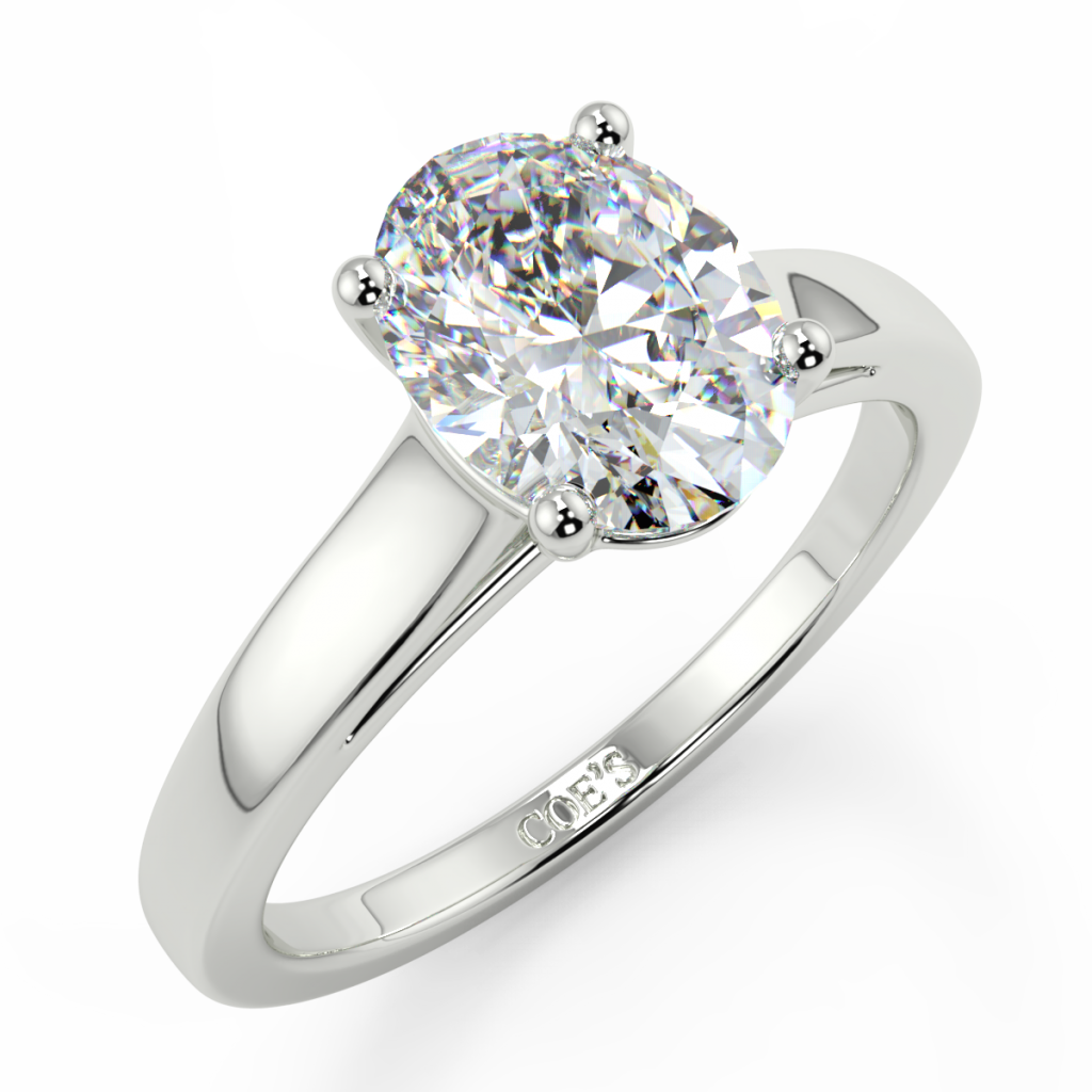 Juliette Diamond Engagement Rings- Coes Bespoke Jewellers