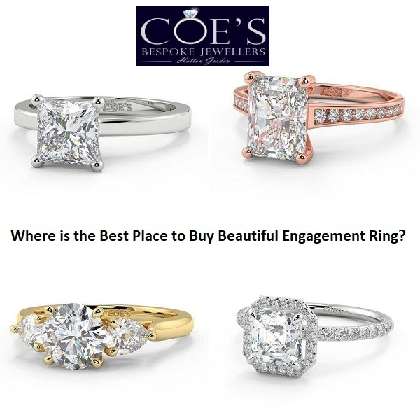 Best Place to Buy Beautiful Engagement Ring