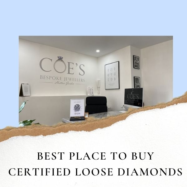 Best Place to Buy Certified Loose Diamonds